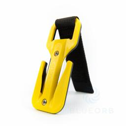 EEZYCUT Trilobite Black/Yellow Hornet Harness Mount - EZT0206
