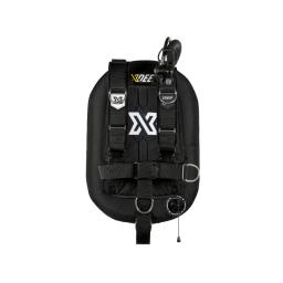 xDeep Zeos 38 Wing System, Silver Ali Backplate & Deluxe Harness