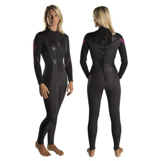 01d3955a59 Fourth Element Xenos Women s Wetsuit 3mm 5mm