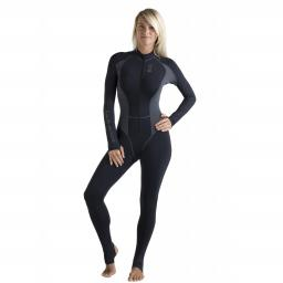 Fourth Element Hydroskin Womens Suit Black