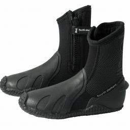 Fourth Element Pelagic 6.5mm Diving Boot-Rubber Sole