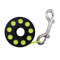 XS Scuba 40m Finger Spool -Yellow Line