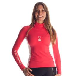 Fourth Element Hydroskin Womens Long Coral White