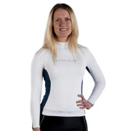 Fourth Element Hydroskin WomensLong Sleeve White
